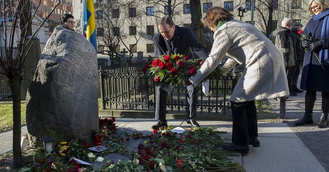 Sweden remembers 30th anniversary of murder of Olof Palme