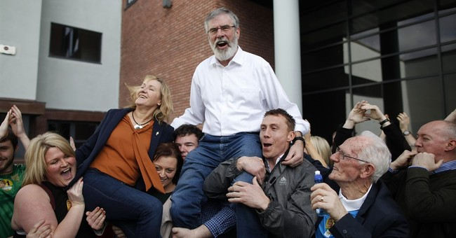 The Latest: Ireland's house divided as election results grow