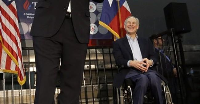Cruz's big endorsement? A Texas governor still making a name