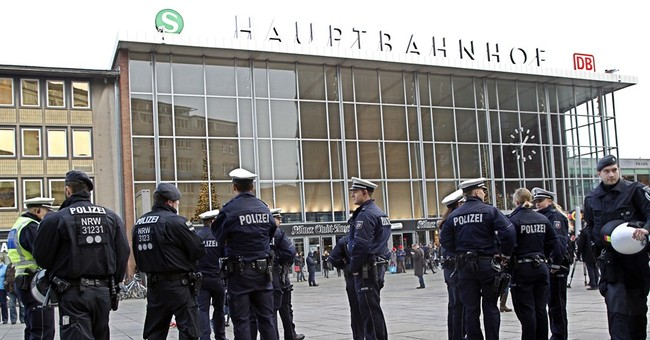 German police: Women made to 'run gauntlet' in attacks