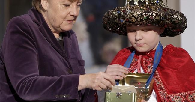 Angela Merkel to receive prestigious Four Freedoms Award