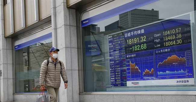 US stocks sink on jitters over North Korea, China weakness