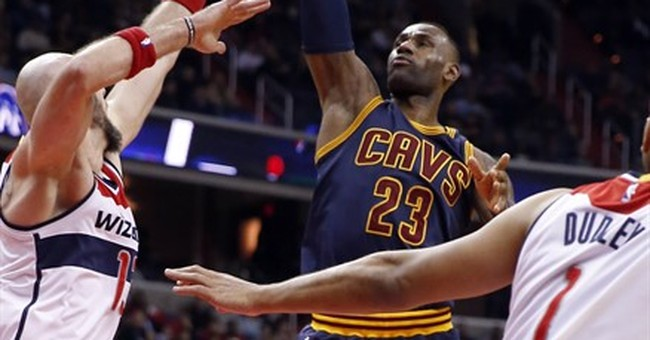 LeBron James' marketing group cuts ties with Johnny Manziel