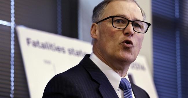 Washington governor takes action on guns after Obama move