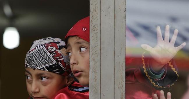 'Devilish' dancers invade Ecuador highlands town
