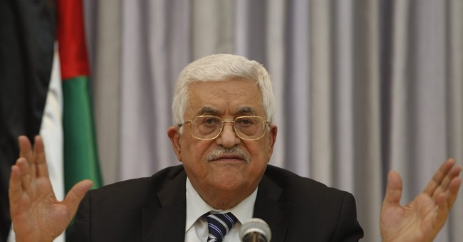 Abbas in first public appearance since rumored ill health