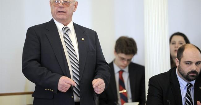 Vermont Senate votes to suspend lawmaker facing sex charges