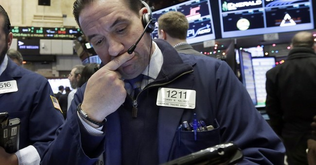 Stocks hit 2-month lows as oil dives and China worries flare