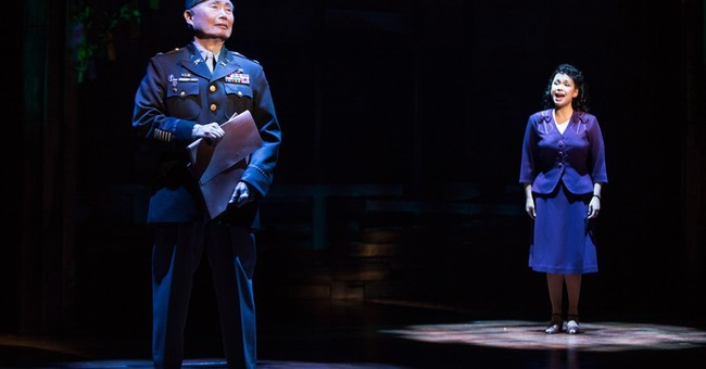 George Takei musical 'Allegiance' to close next month