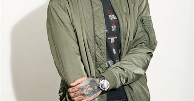 'Orange' star trades jailbird jumpsuit for designer denim