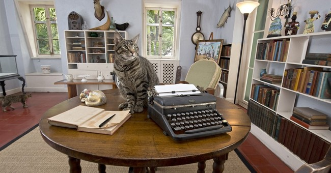 Contest offers writing time in Hemingway studio in Key West