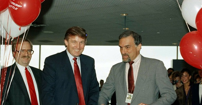 A look at key events in Donald Trump's business career