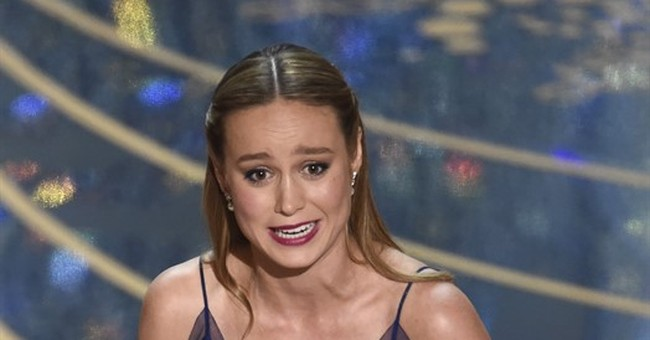 Brie Larson finds her voice and best-actress Oscar in 'Room'