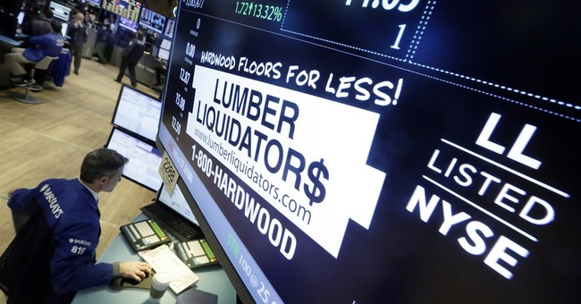 Lumber Liquidators 4Q losses much greater than expected