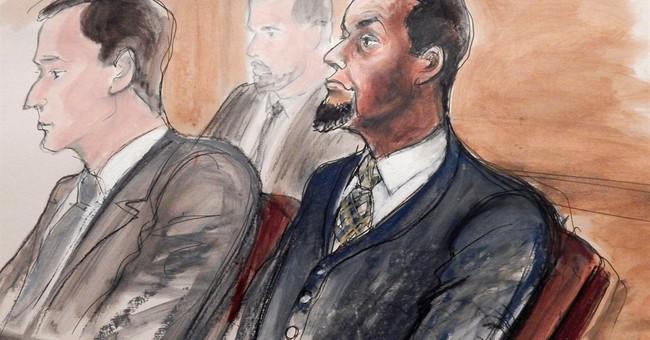Defense: Islamic State group case vs. US veteran a fantasy