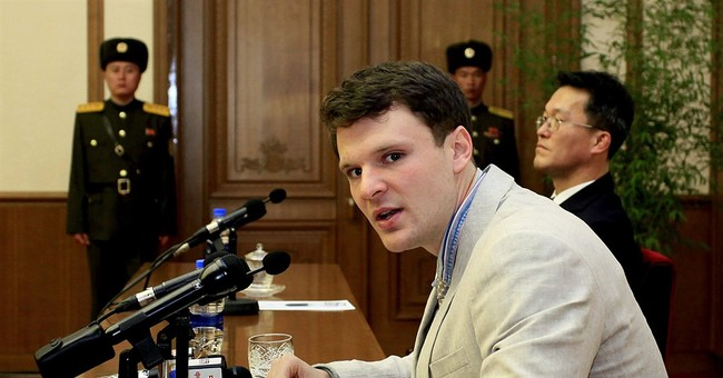 North Korea gives media a look at detained American
