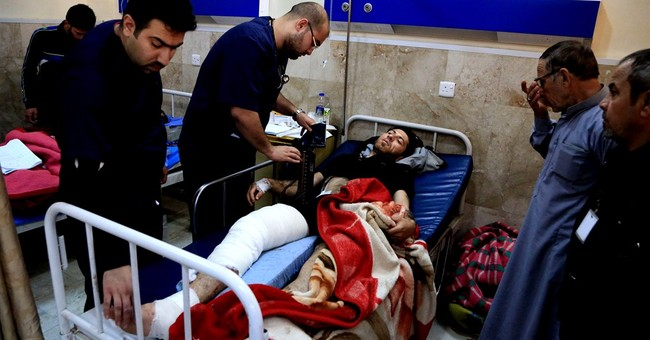 Death toll rises to 38 in IS bombing at Iraqi funeral