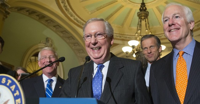 Vets of '05 Senate truce don't see accord over court pick
