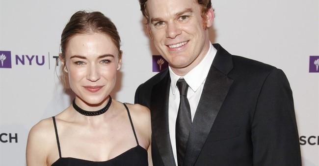 Actor Michael C. Hall weds Morgan Macgregor in New York City