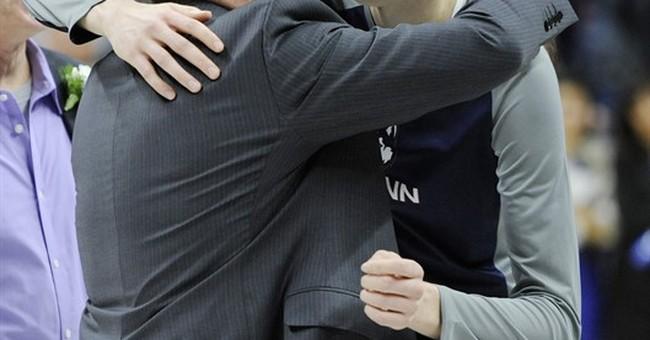 Unbeaten UConn stays unanimous No. 1 in AP women's poll