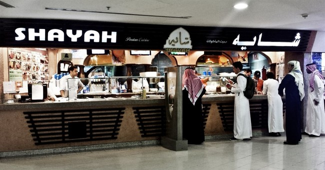 For Iranian restaurants in Saudi, it's business as usual