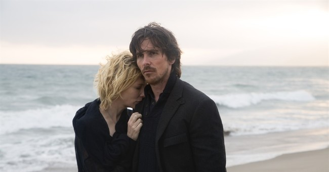 Review: A wayward screenwriter in Malick's 'Knight of Cups'