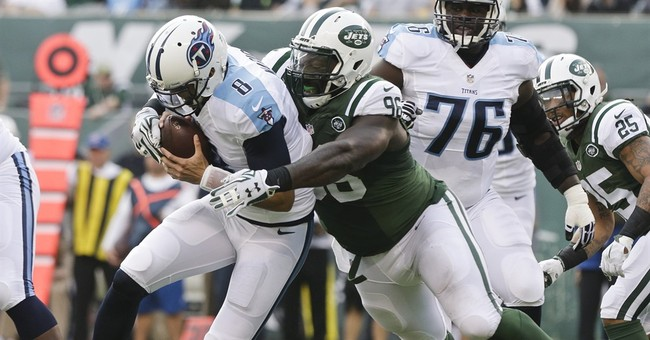 AP source: Jets to place franchise tag on Muhammad Wilkerson
