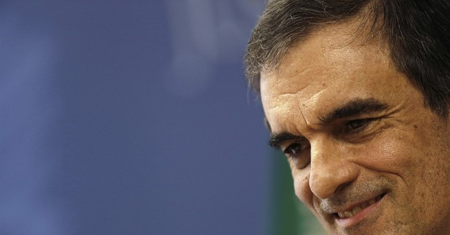 Brazil's justice minister leaves post amid corruption probe