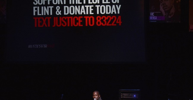 Water crisis benefit brings stars to Flint on Oscar night