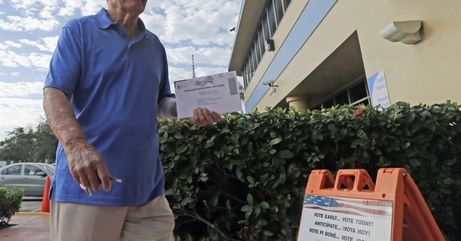 Voters in Florida begin early voting in crucial primary