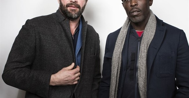 'Hap and Leonard' tracks unlikely pals in a get-rich scheme