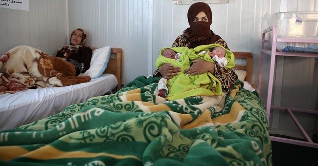 5,000 births in Jordan camp for Syria refugees since 2013