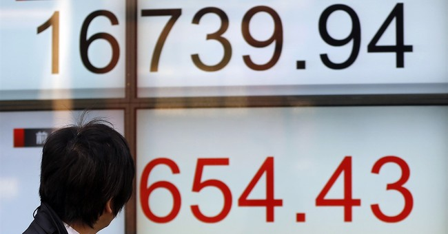 Asian stocks gain after Wall Street rally on economic data