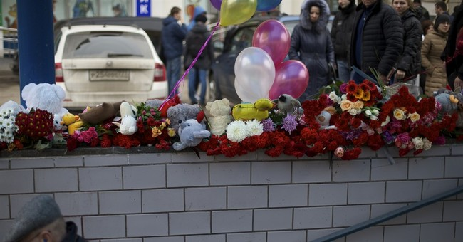 Online video suggests Syria motive in Moscow child murder
