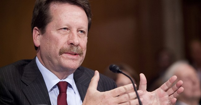 New FDA chief cites promise of harder-to-abuse pain drugs