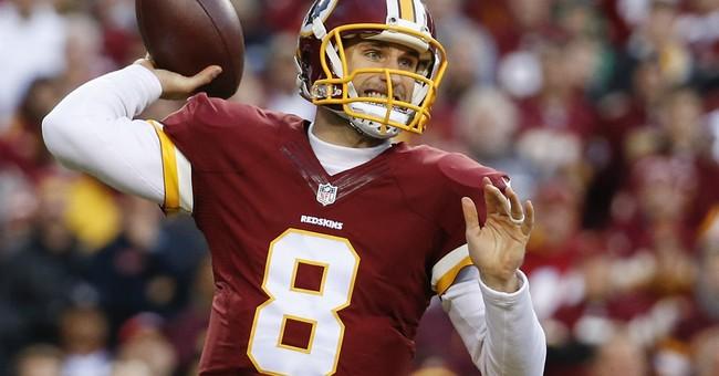 Redskins place franchise tag on quarterback Kirk Cousins