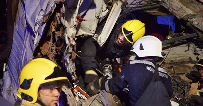 Oman police say 18 killed, 16 injured in bus crash