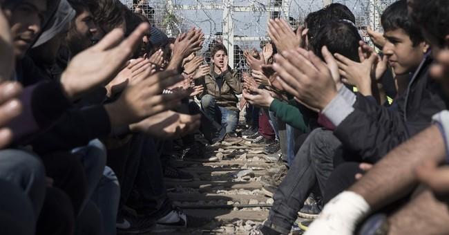 The Latest: UN chief: Border limits violate 'human decency'