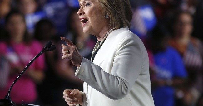 Clinton solidifies lead with wins in 7 states