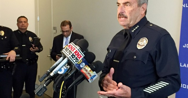 Report: LAPD shoot blacks, mentally ill disproportionately