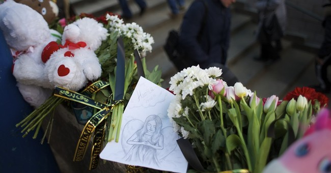 Russian TV withholds news of woman with child's severed head