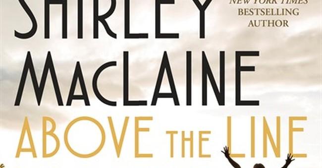 Shirley MacLaine memoir tells of filmmaking experience