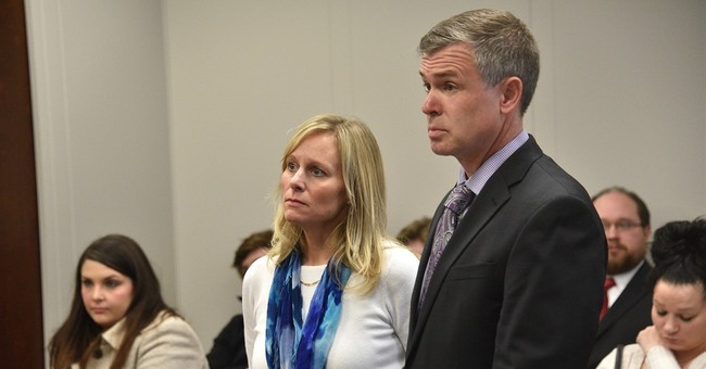 Michigan lawmakers appear in court on misconduct charges