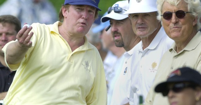 The distraction at Trump Doral is whether the PGA Tour stays
