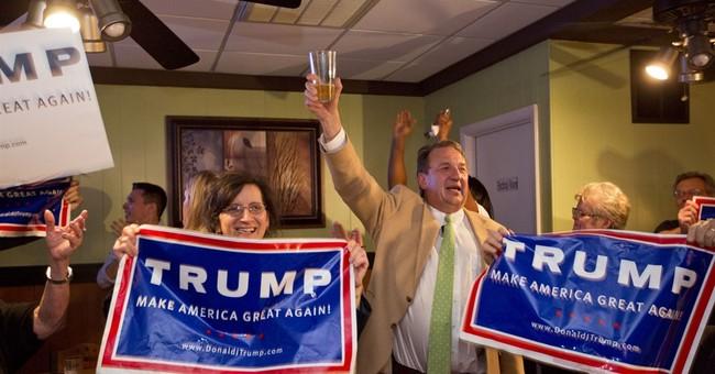 The Latest: Cruz wins Alaska caucuses to wrap Super Tuesday