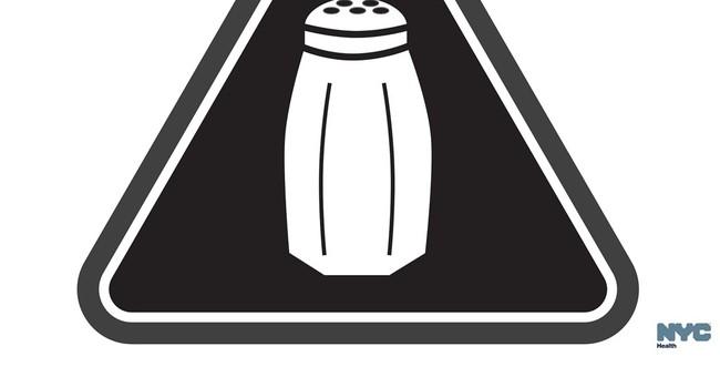 New York restaurants post salt warnings, and diners shrug