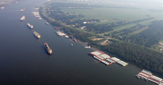 Louisiana envisions offshore port to lure mega-ships