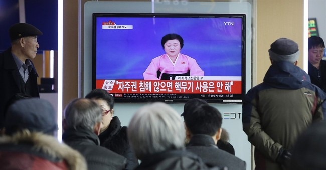 US sanctions North Koreans for missile, nuclear programs