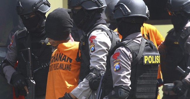 Indonesian police arrest 4 more suspected militants