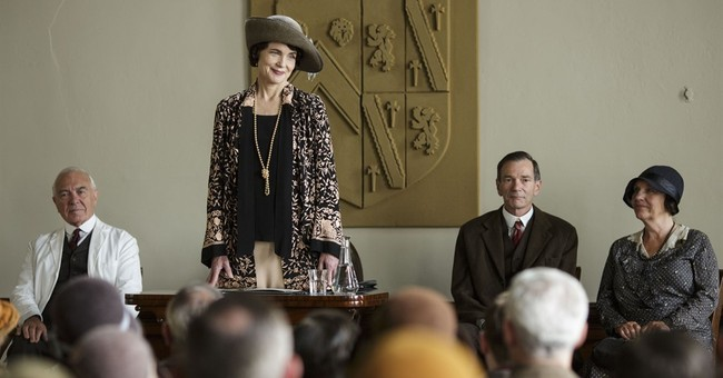 'Downton Abbey' explored social change even as it stayed put